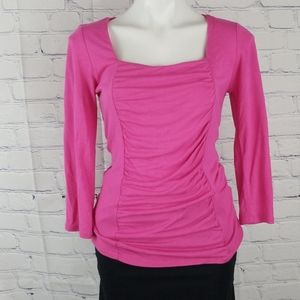 Pink International Concepts long sleeve top